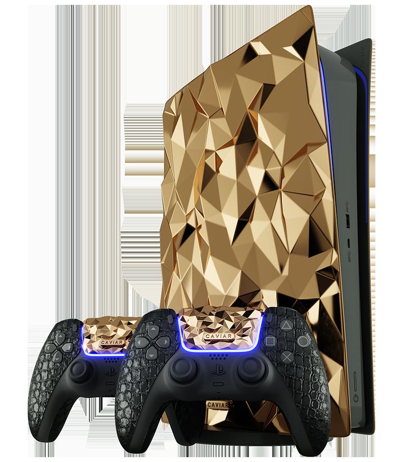 PS5 Golden Rock © Caviar