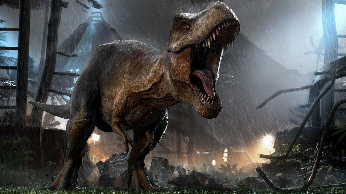 Jurassic World Evolution © Frontier Developments