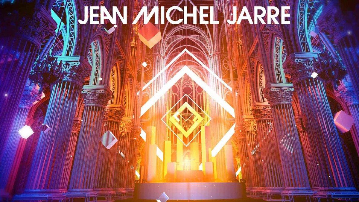 Jean-Michel Jarre 31 décembre