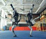 Les robots de Boston Dynamics démontrent leurs talents en danse dans une nouvelle vidéo