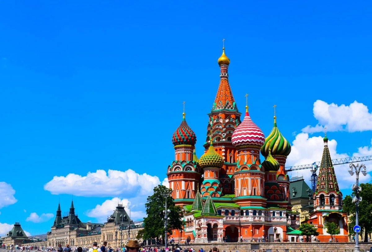 Russie Moscou © opsa/Pixabay