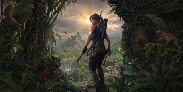 Fortnite : Lara Croft (Tomb Raider) comme future recrue ?