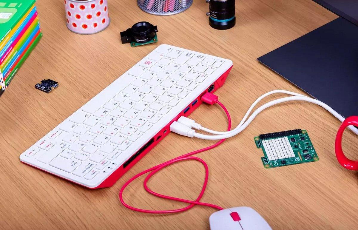 Raspberry Pi 400 © Raspberry Pi