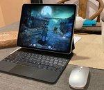 Toujours plus près de l'ordinateur, l'iPad accueille son premier jeu 100 % clavier-souris