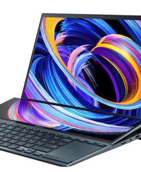 ASUS ZenBook Duo 14 (UX482EA)