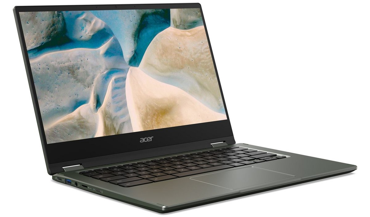 Chromebook Spin 514 © Acer