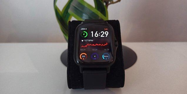 Test Amazfit GTS 2 : une montre connectée sport qui évolue bien, mais pas assez vite