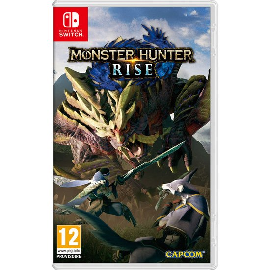 Monster Hunter : Rise