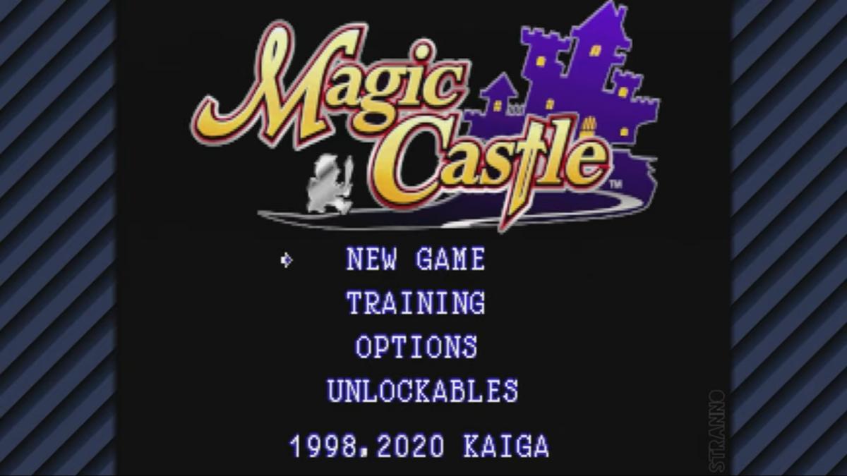 Magic Castle © Stranno