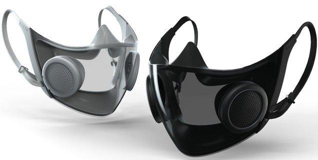 Projet Hazel : Razer va commercialiser ses masques FFP2