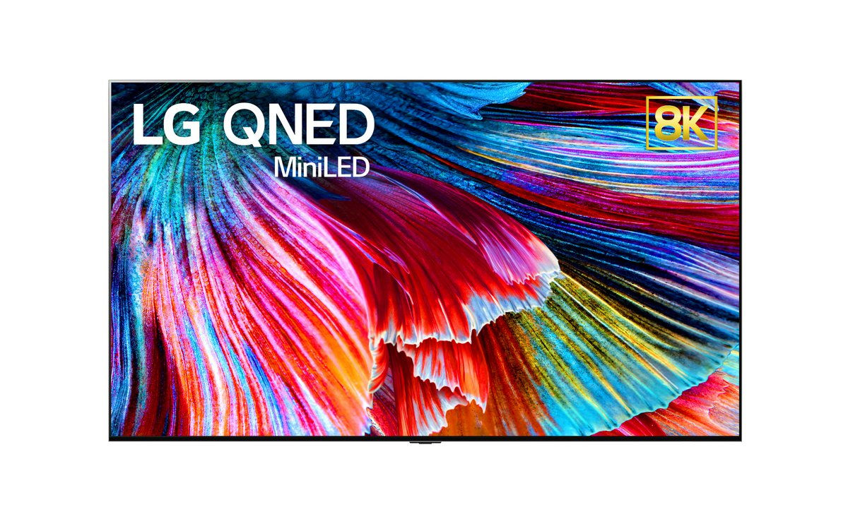 LG QNED Mini-LED 8K © LG