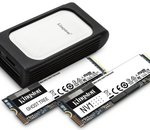 CES 2021 : de nouveaux SSD chez Kingston, le 7 Go/s en ligne de mire