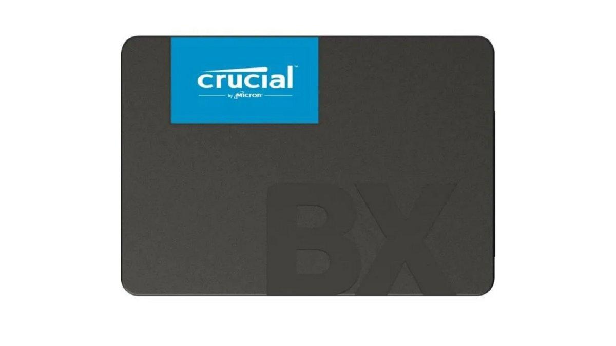 SSD Crucial BX500