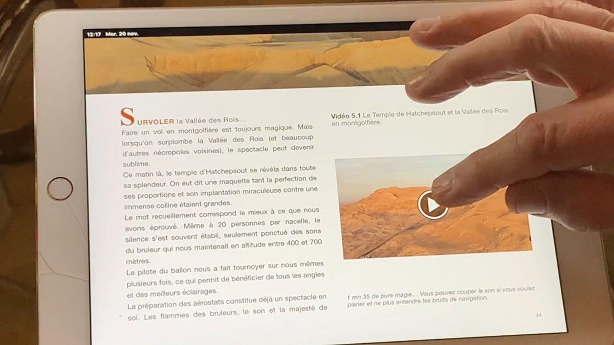 Egypte Editions Communiquance vidéo © Editions Communiquance