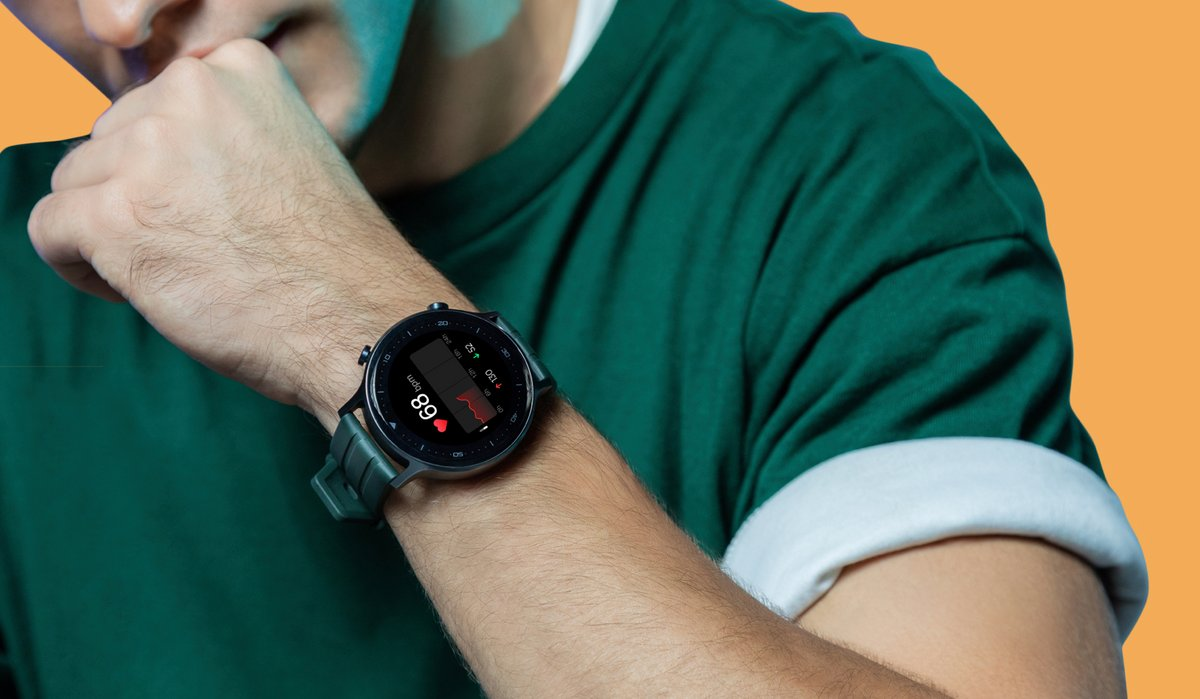 Realme Watch - Rendu officiel