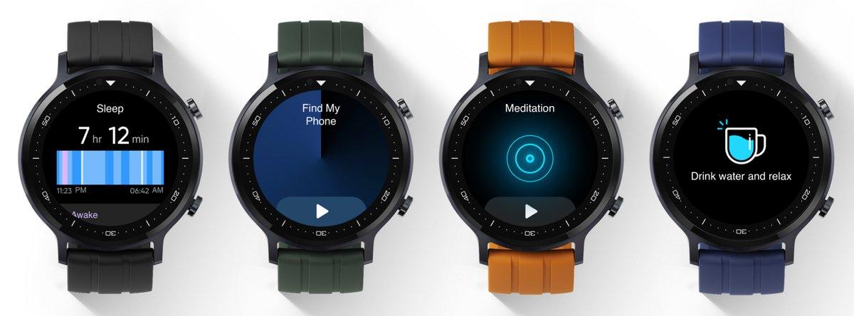 Realme Watch - Présentation