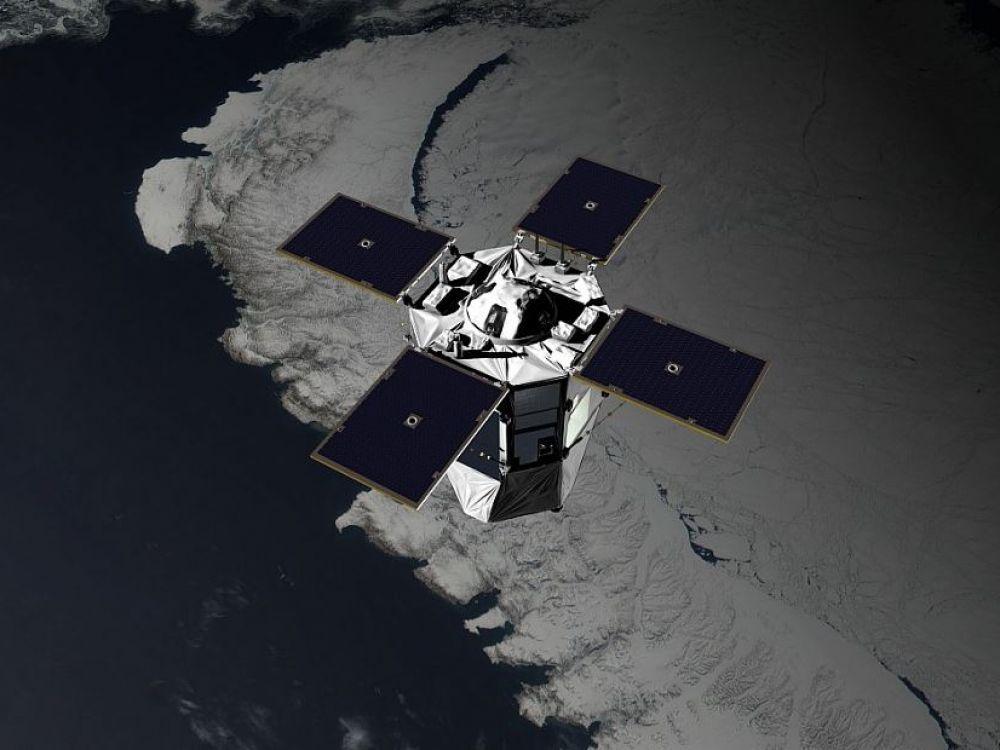 CSO-3 satellite espion © CNES/Airbus DS