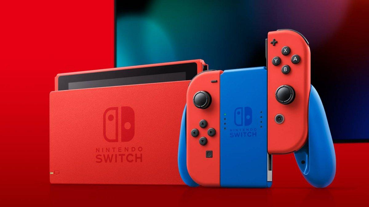 Nintendo Switch Édition Spéciale Mario