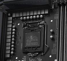 Intel série 500 : les fabricants de cartes mères dévoilent leurs nouvelles références