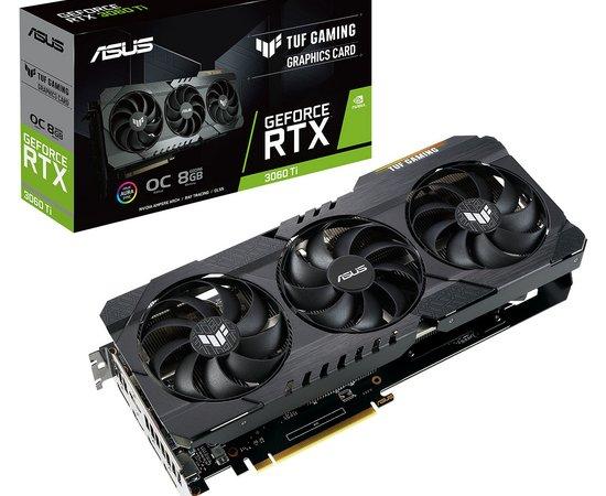 Asus TUF Gaming GeForce RTX 3060 Ti OC