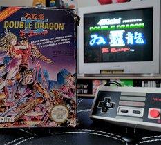 Double Dragon 2: The Revenge sur Nintendo NES : les Fréro Delabagarre...