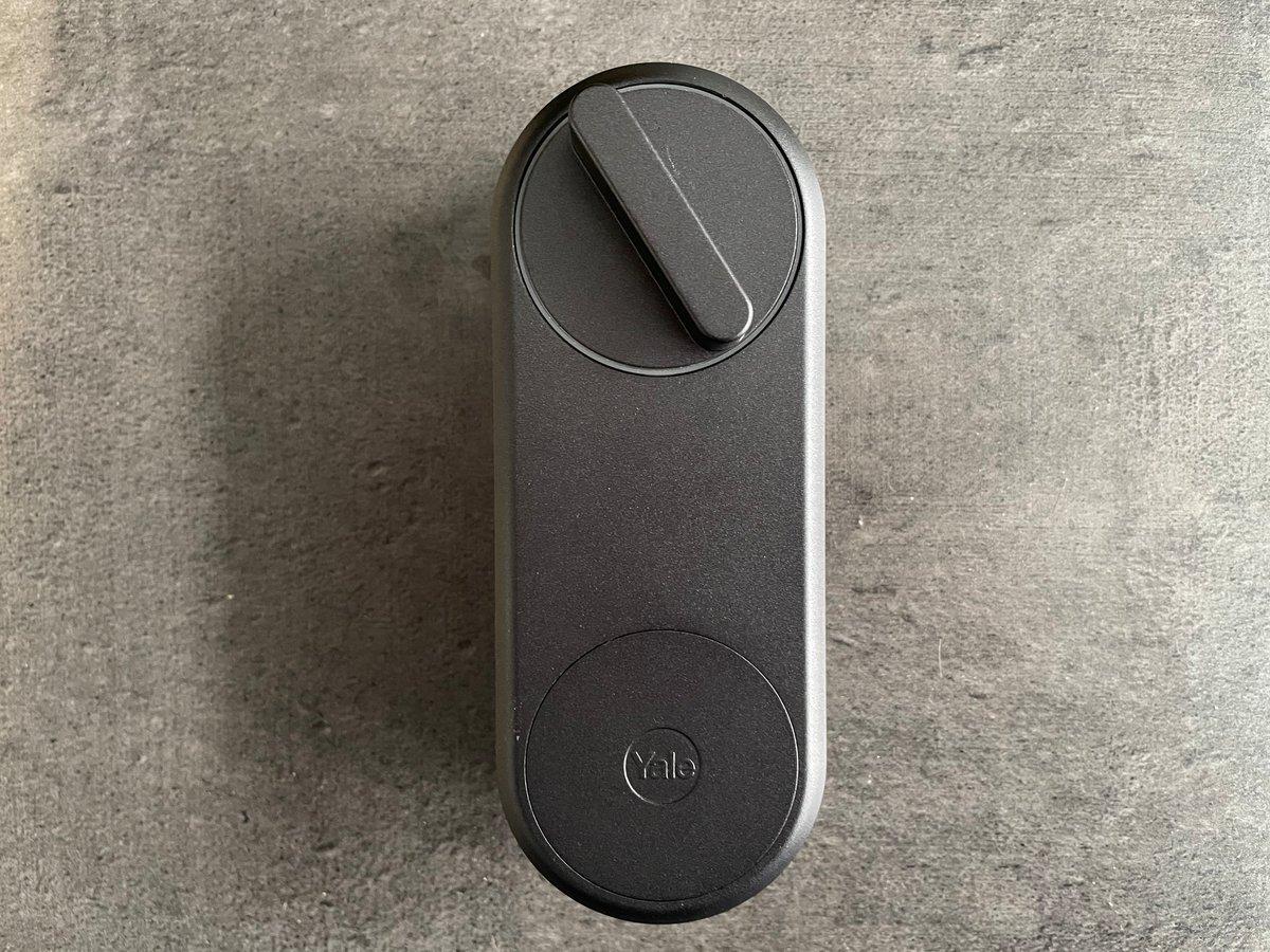 Test Yale Linus Smart Lock © Mathieu Grumiaux pour Clubic