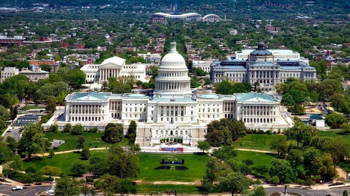 Capitole Washington © 12019 / Pixabay