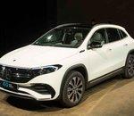 Mercedes annonce l'arrivée de deux nouvelles versions de l'EQA en transmission intégrale