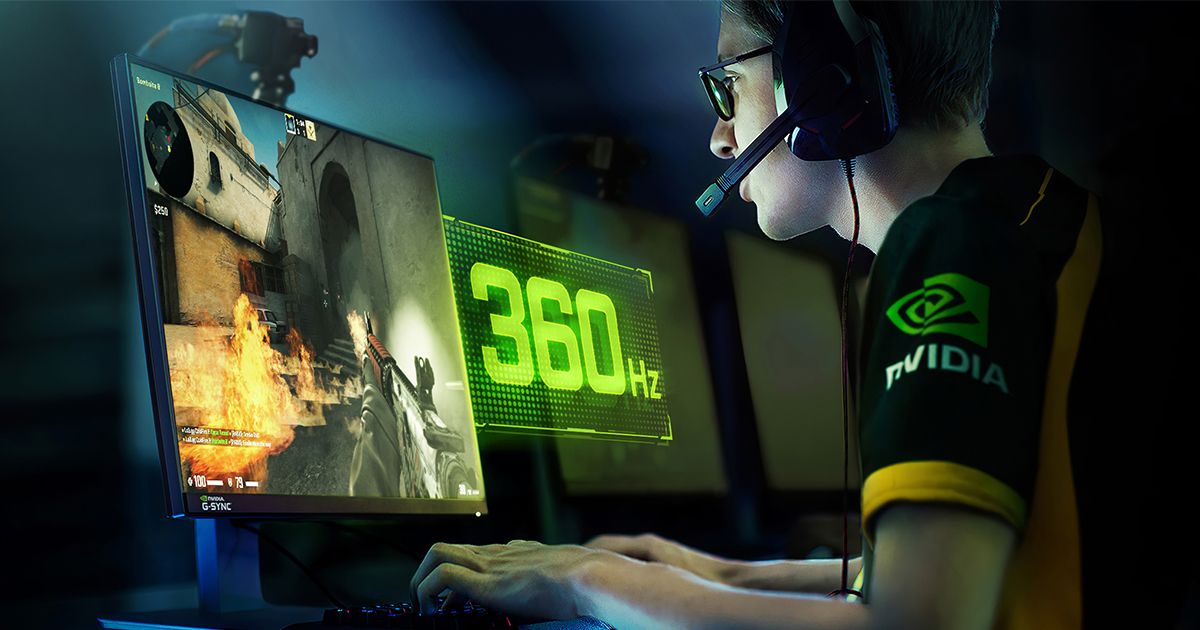 Nvidia_gaming © Nvidia