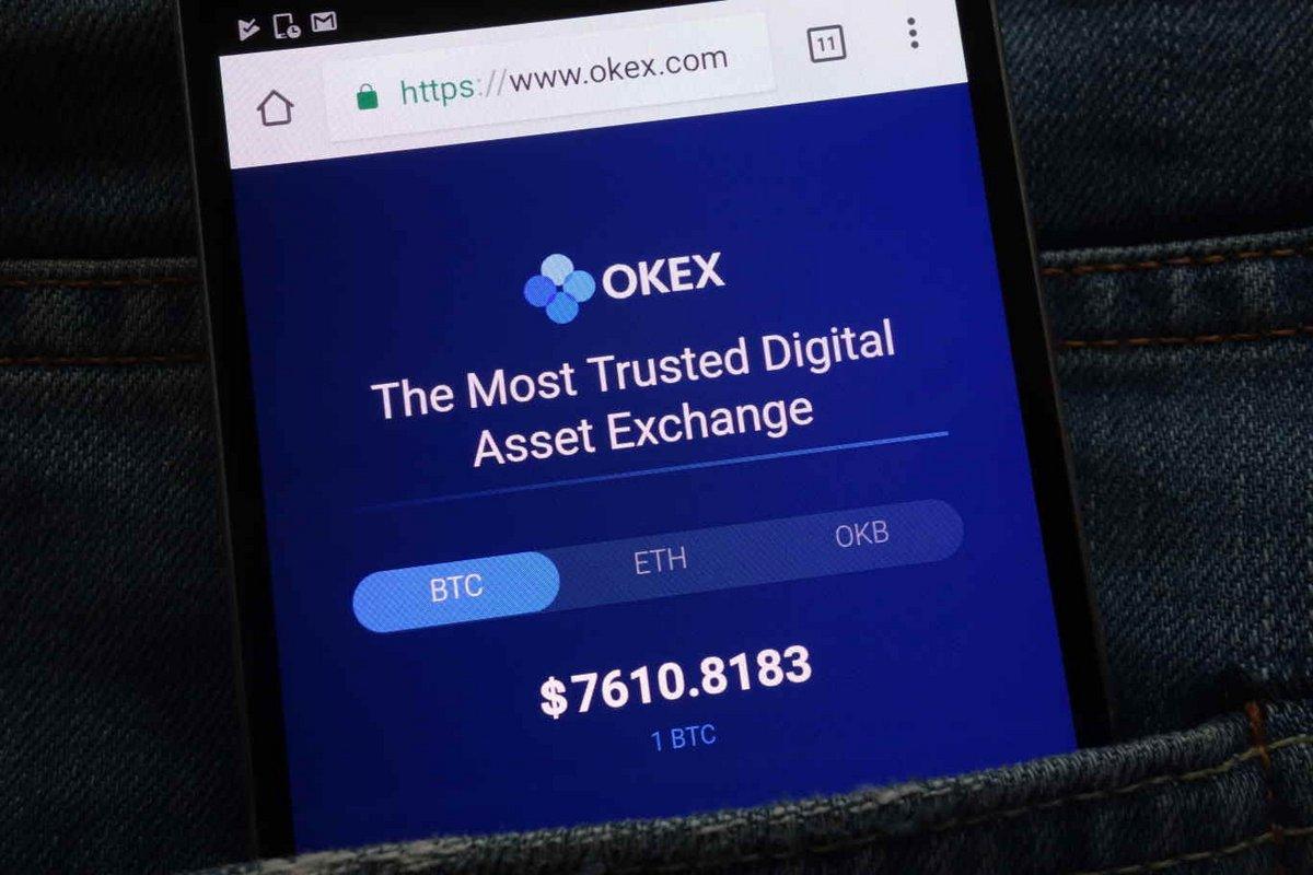 OKEx © Piotr Swat / Shutterstock.com