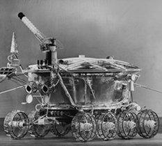 Lunokhod, les premiers vrais rovers