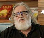Selon Gabe Newell, l'interface cerveau-ordinateur est le futur de l'expérience vidéoludique