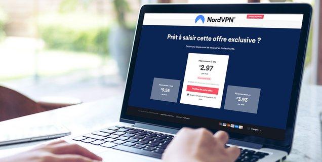 NordVPN lance une offre fracassante à moins de 3€/mois pour les Soldes