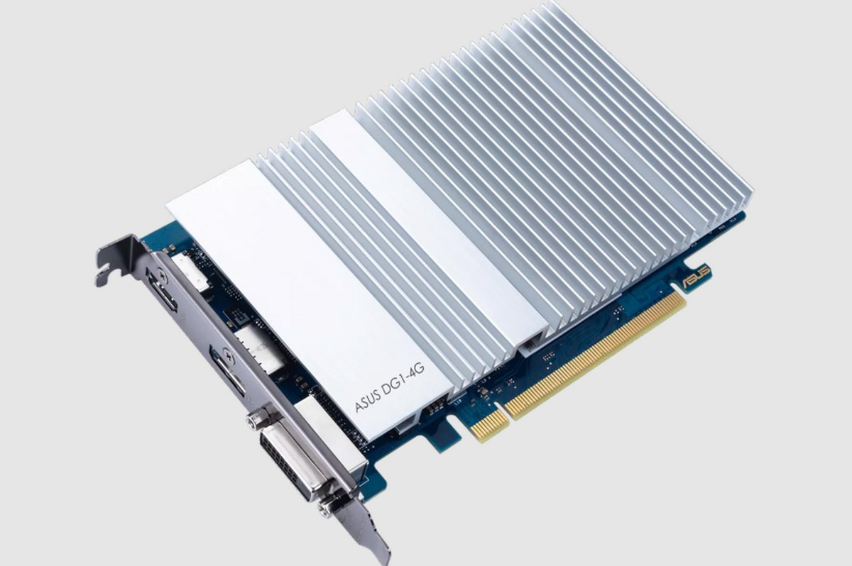Intel GPU Iris Xe-1 © © Intel