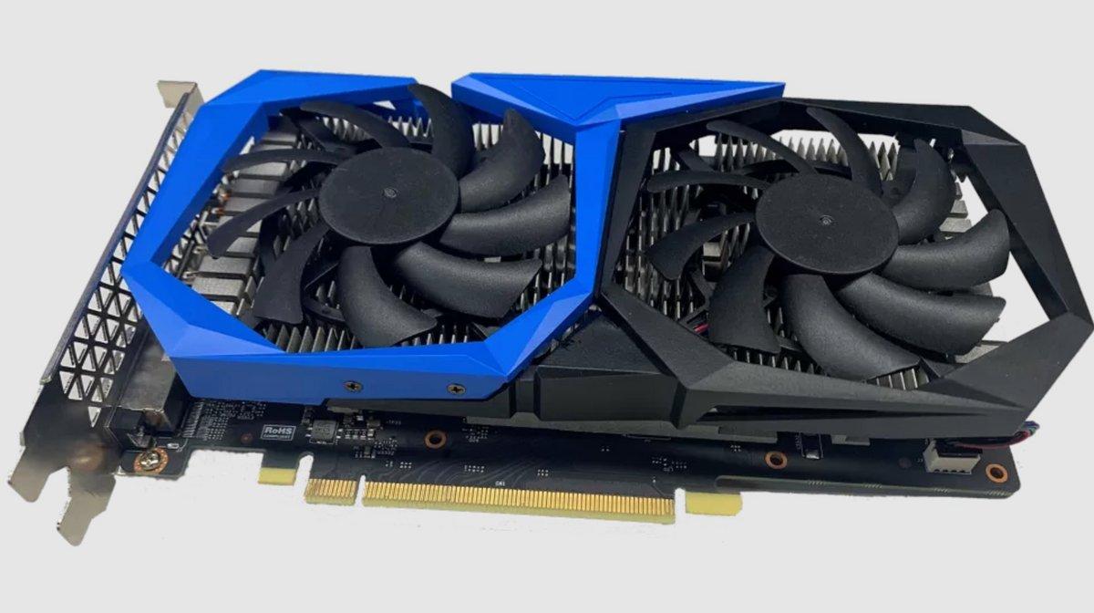 Intel GPU Iris Xe-2 © © Intel