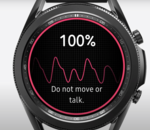 Samsung : validée par l'UE, l'application Health Monitor va débarquer dans les Galaxy Watch 3 et Active 2