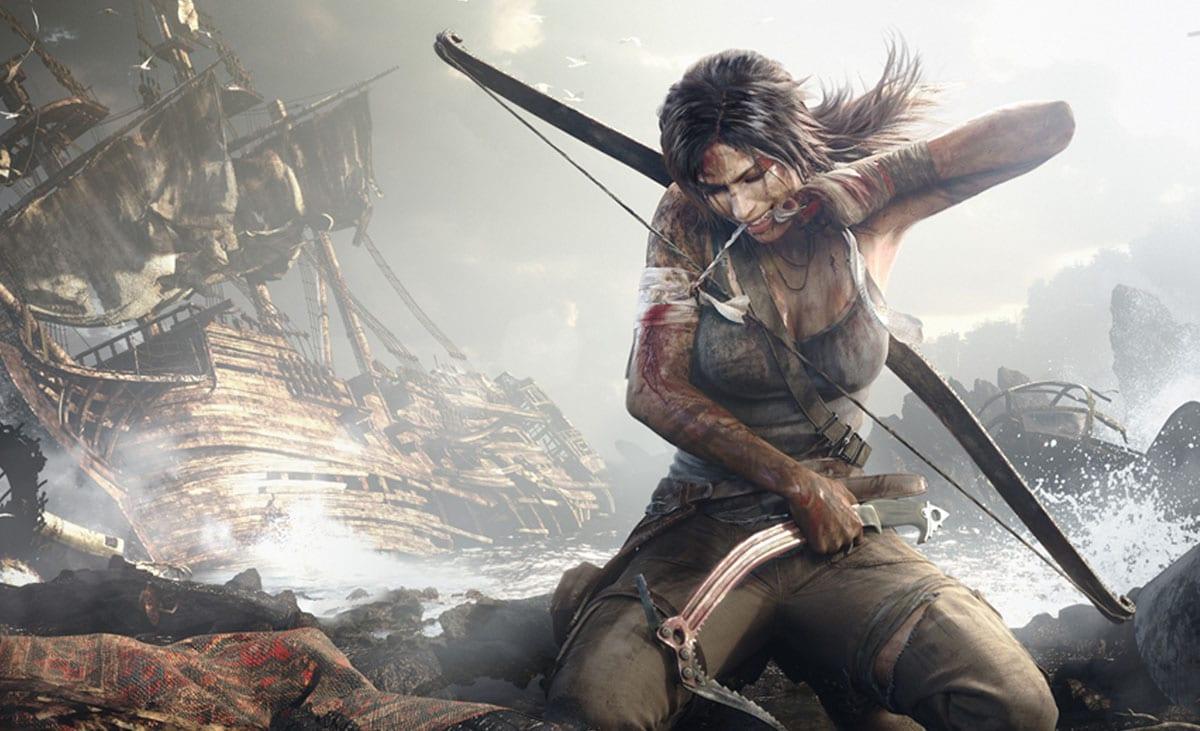 Tomb Raider © Square Enix