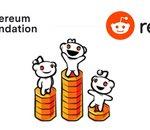 Reddit s'associe à la Fondation Ethereum pour améliorer son programme «Community Points»