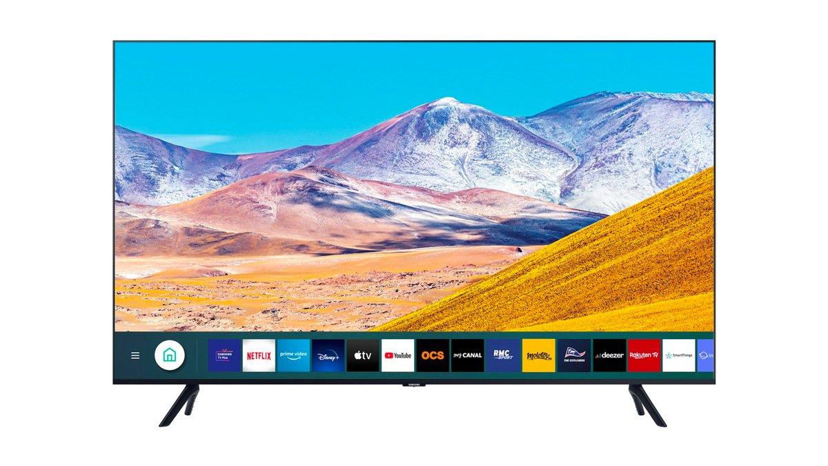 TV Samsung 4K UE75TU8005 bp