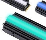 Glotrends, EK, Archgon : du choix de son dissipateur SSD NVMe M.2