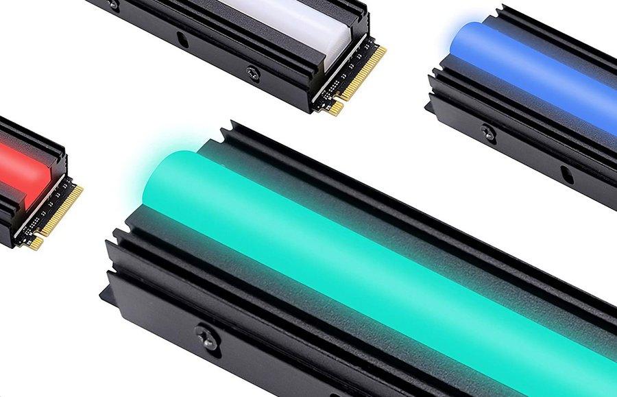 Glotrends, EK, Archgon : du choix de son dissipateur SSD NVMe M.2 - Clubic