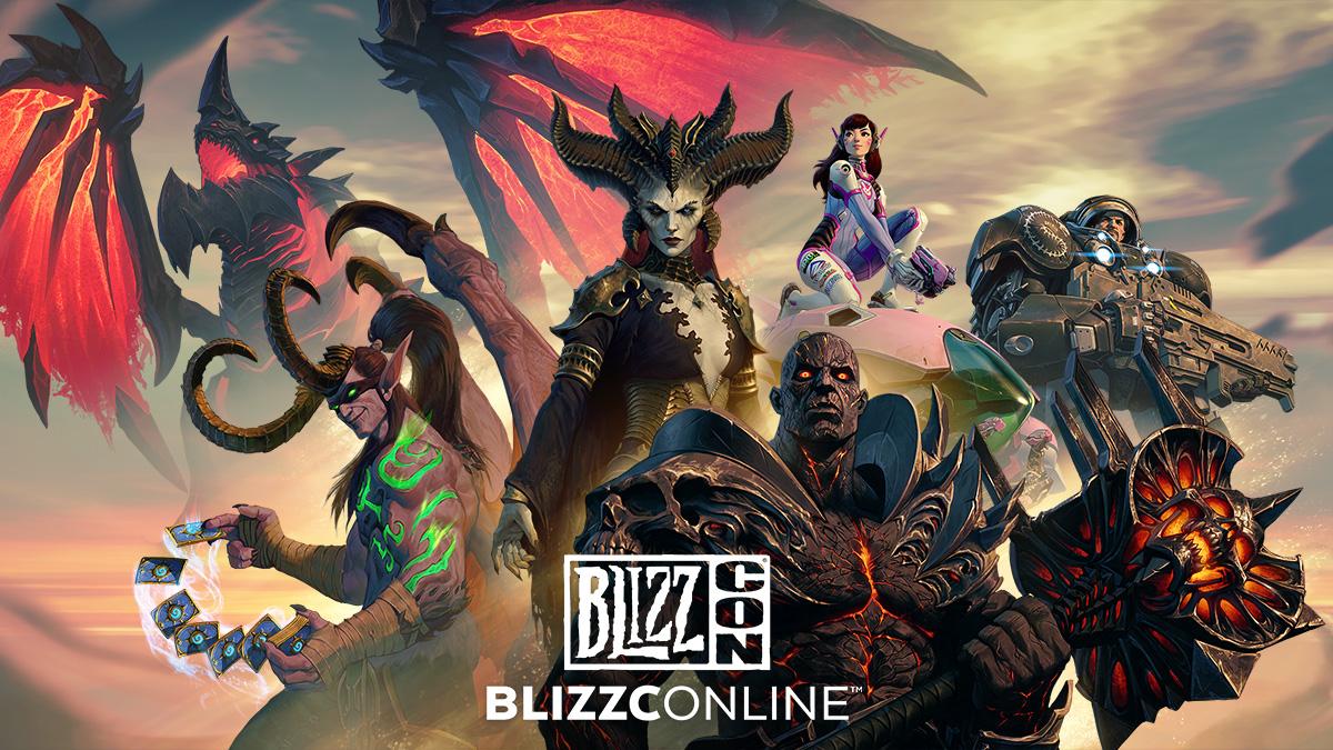 BlizzConline © Blizzard
