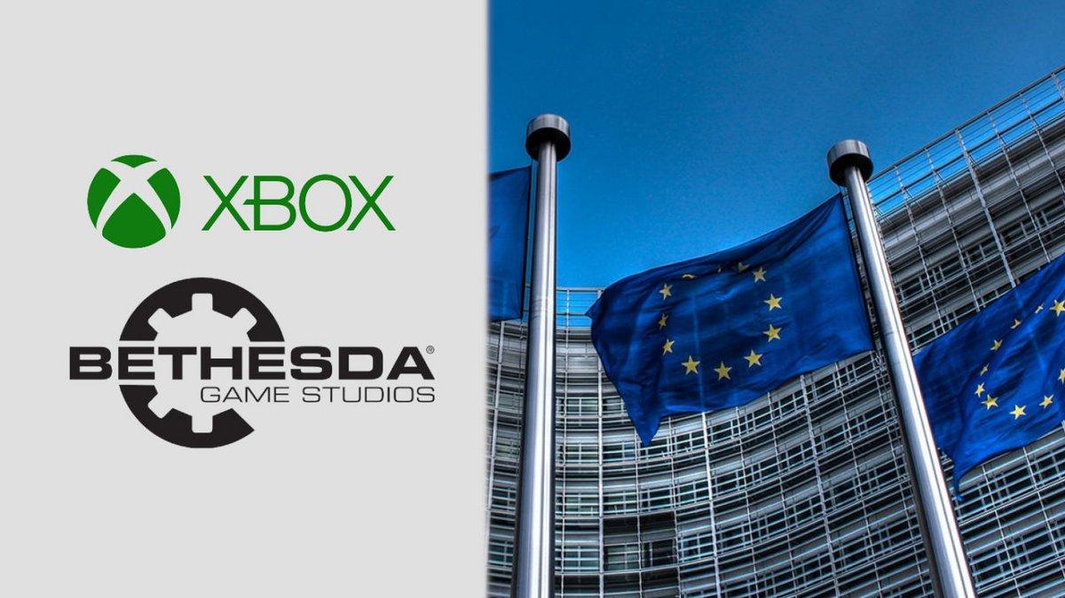 Bethesda Microsoft Union Européenne © Microsoft / Bethesda