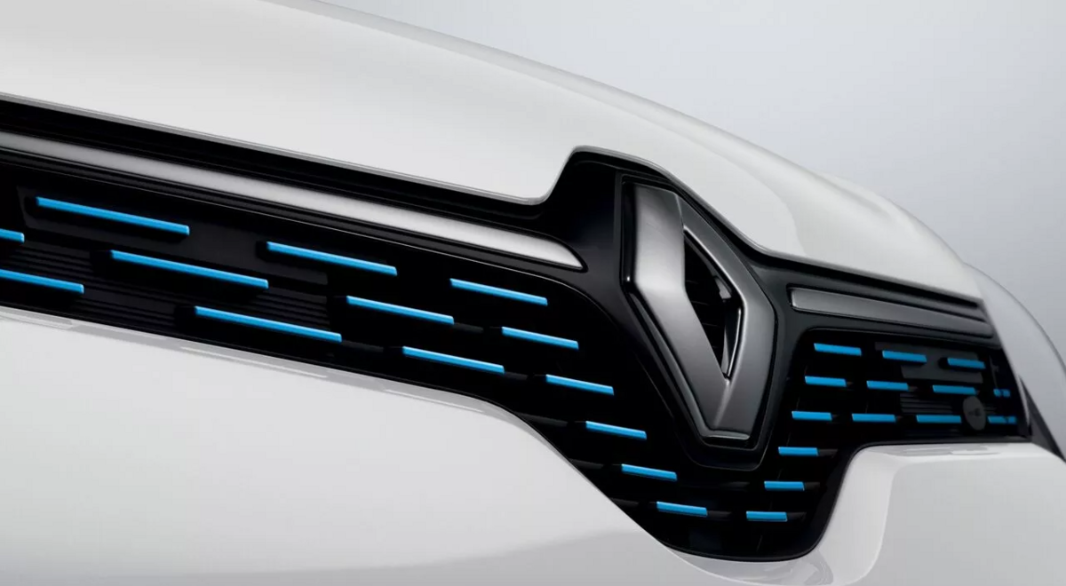 Renault Twingo Electric © Renault