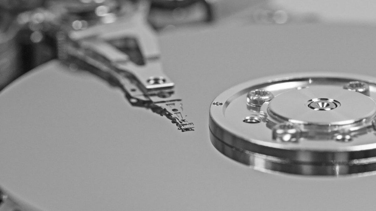 disqur dur détail © blickpixel / Pixabay