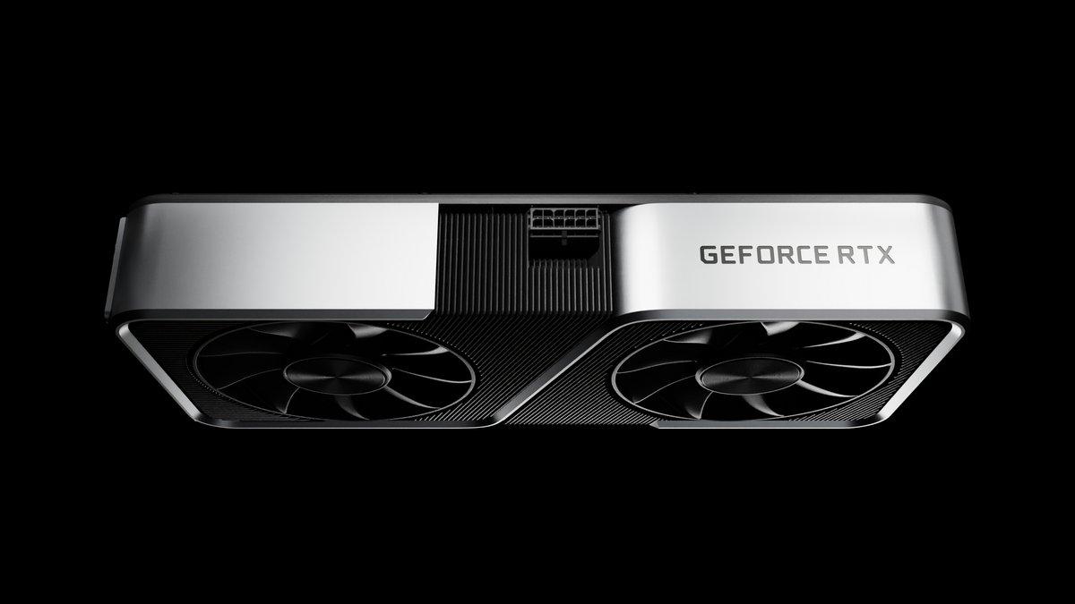 NVIDIA GeForce RTX 3060 FE © NVIDIA
