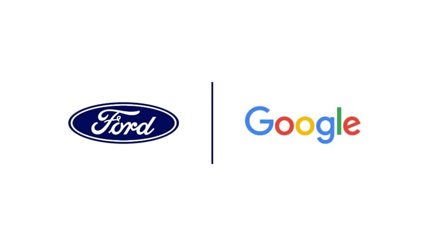 Ford Google © Ford