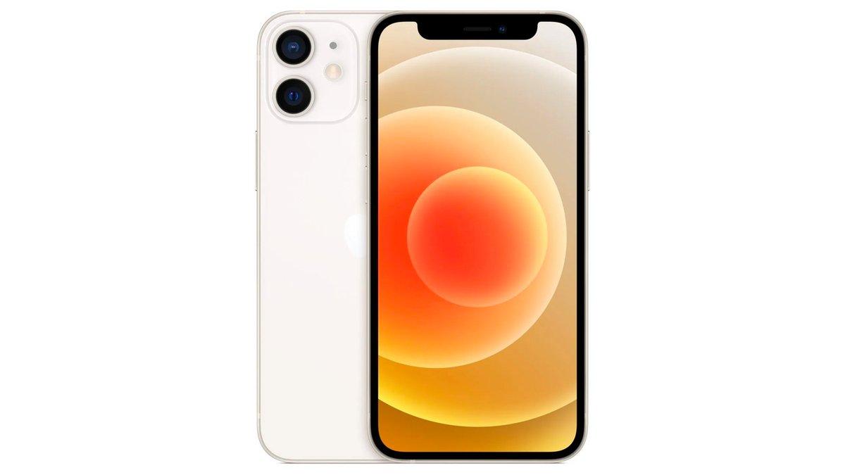 iPhone 12 mini Blanc bp