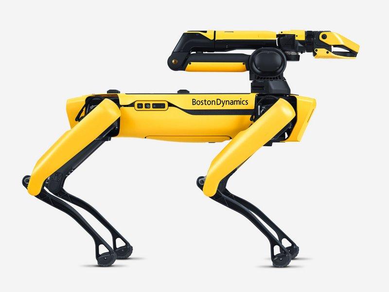 Le robot Spot de Boston Dynamics sait désormais se charger tout seul - Clubic