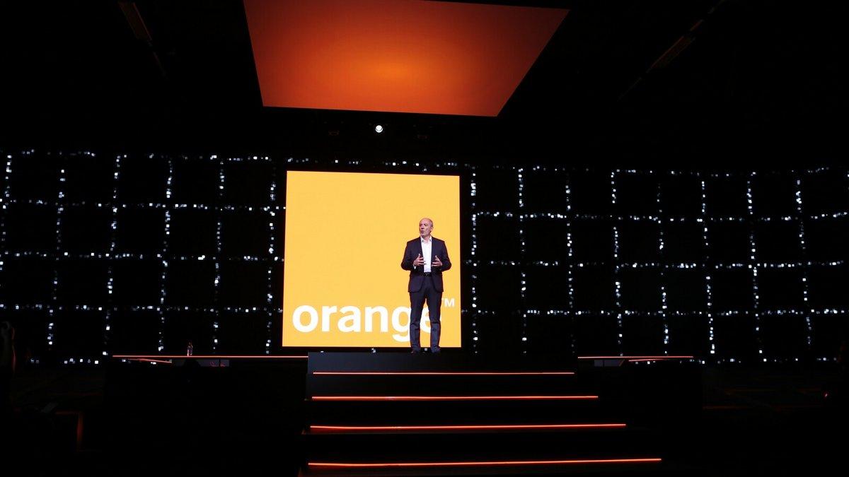 Stéphane Richard Orange © Orange
